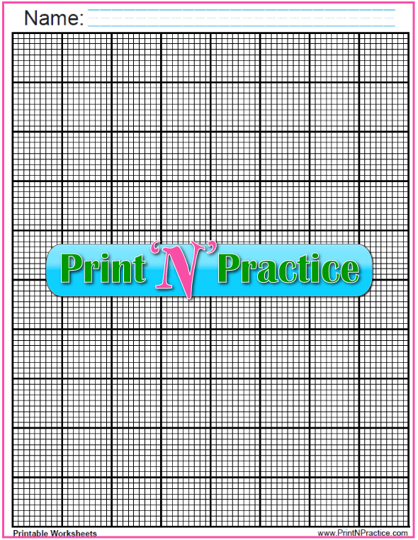 knitting pattern graph paper