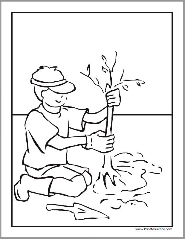 300+ Kids Printable Coloring Pages