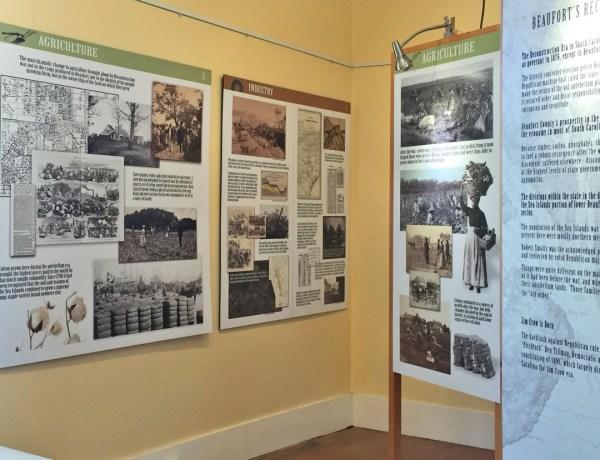 Museum Exhibit Reconstruction Era - Printology Signs
