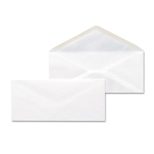 Envelope 10 no window
