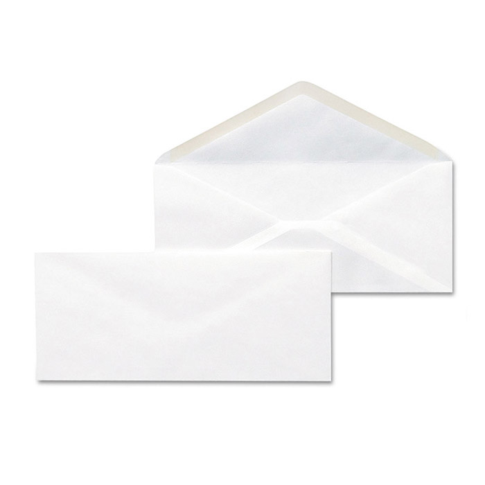 Envelope 10 no window