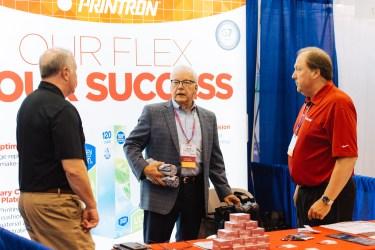 Steve Barry, Jack Fulton, and Rick Pomerenka