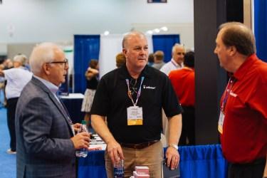 Jack Fulton, Steve Barry, and Rick Pomerenka