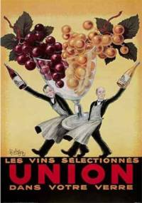 Union Vintage French Wine Poster: New Zealand Fine Prints