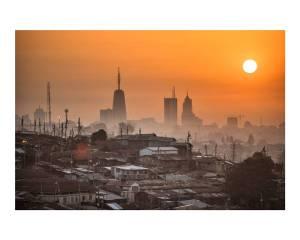 Kibera at Sunrise