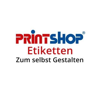 Printshop Etiketten
