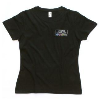 Printshop Landstrasse bedruckte T-Shirts Damen