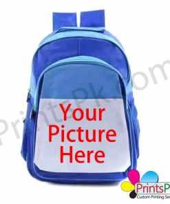 Picture School Bag