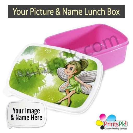 Picture Lunch Box