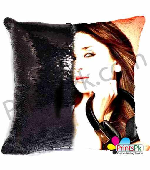 Magic Cushion Black