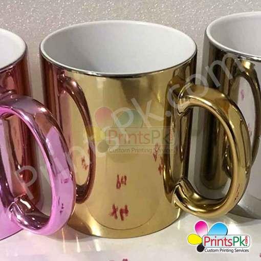 High gloss customize picture mug