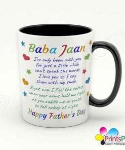 Baba Jaan Fathers Day Mug
