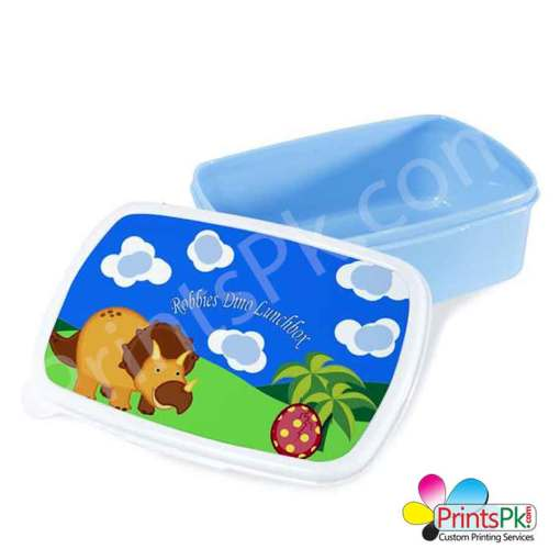 Customized Picture Lunch Box