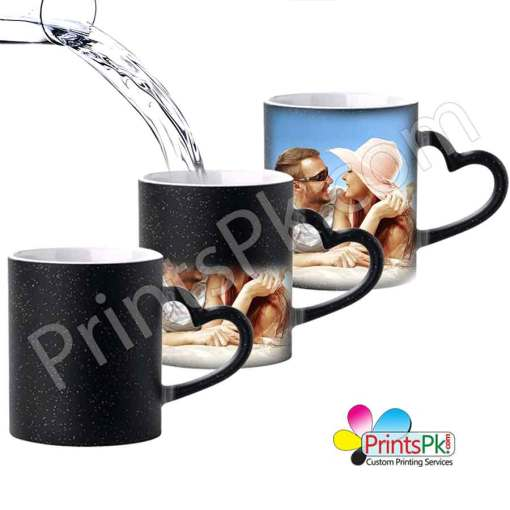 Hot Water color changing cup