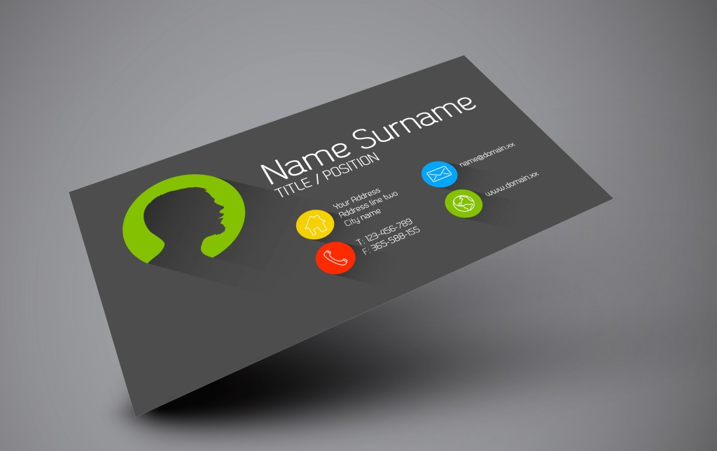 Business Cards - Print With Ease