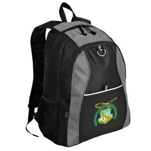 Port Authority®Contrast Honeycomb Backpack