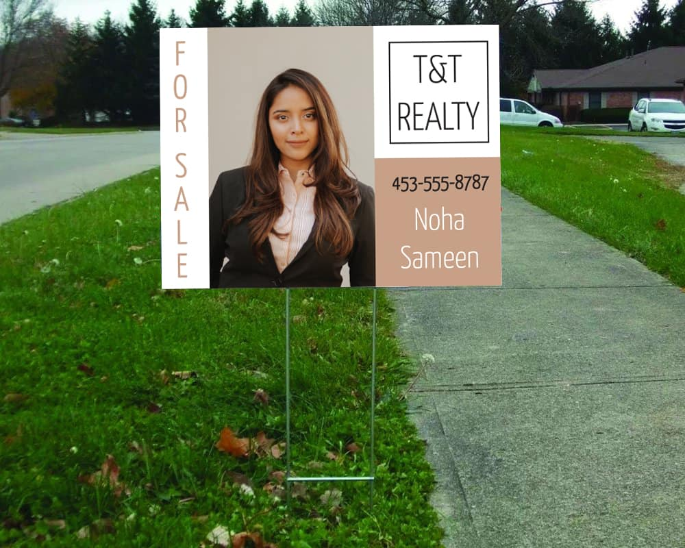 LAWN SIGNS 1
