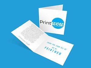 Greeting Cards | PrintWow