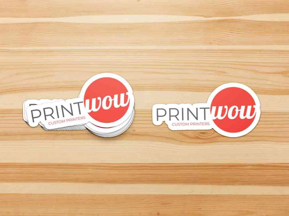 Custom Stickers | PrintWow