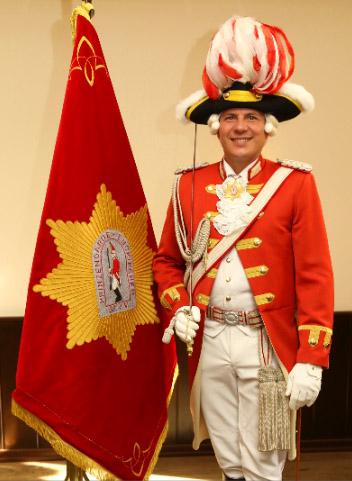 Stephan Bungarten – Corpsadjudant