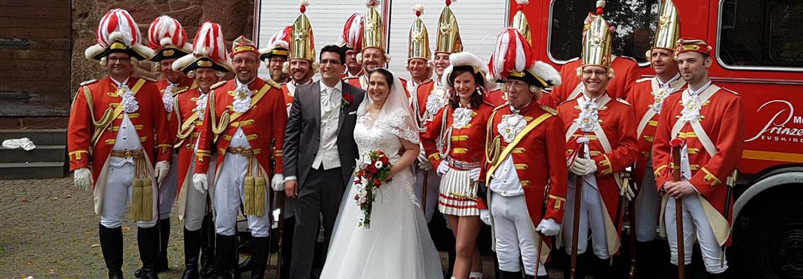 Hochzeit von Annika und Marc Pesch