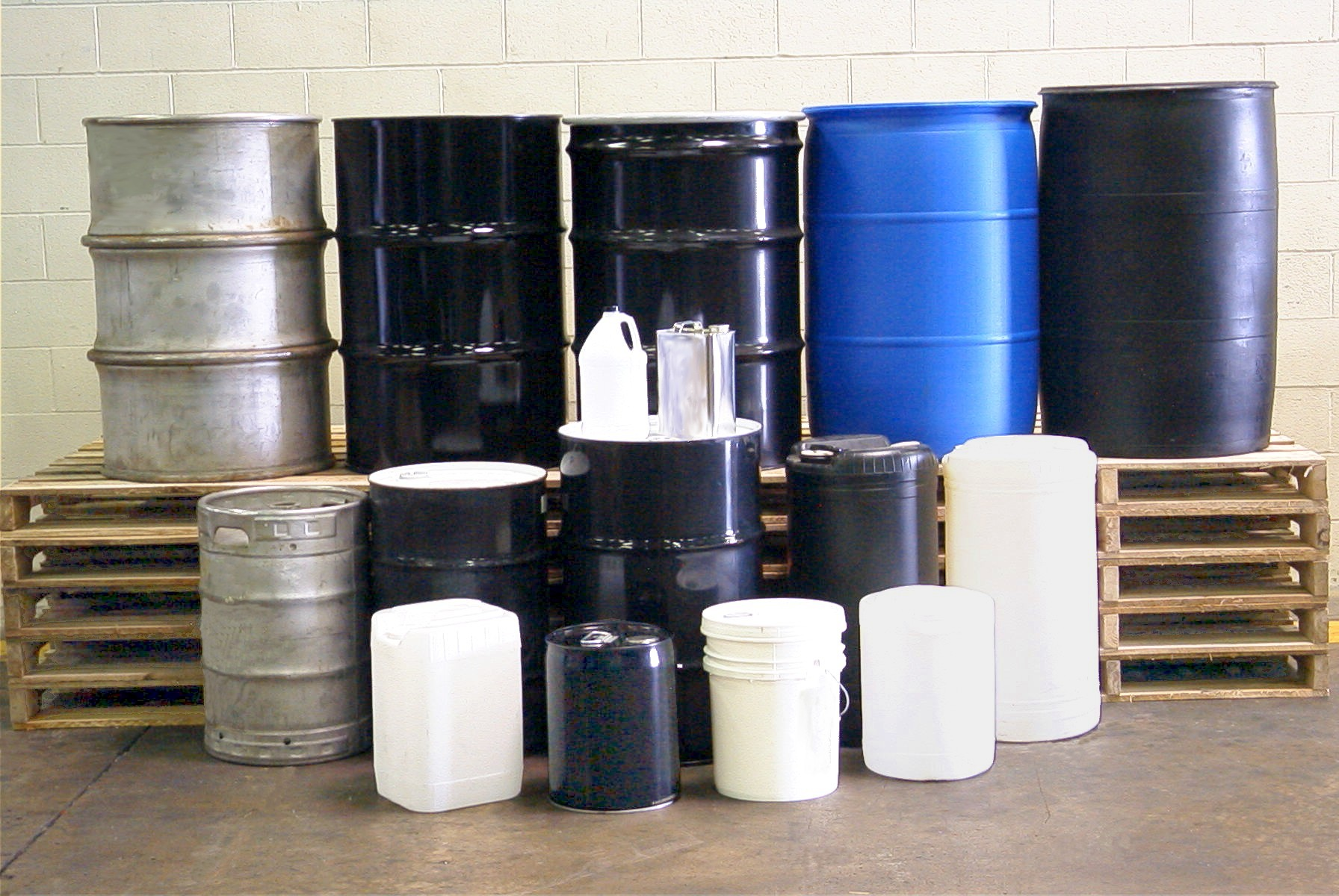 Properly Disposing of Chemical Containers  Prior Scientific