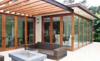 Backyard Doors & Southwestern Flair