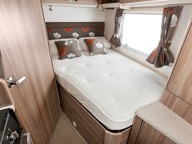 Swift Escape 664 Luxury Motorhome From Priory Rentals