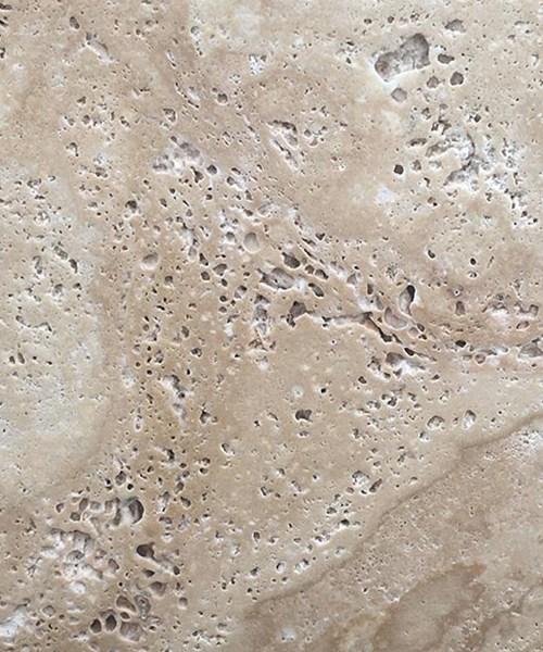prirodni kamen travertin krem cetkani