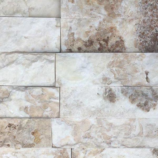 prirodni kamen travertin krem lomljeni