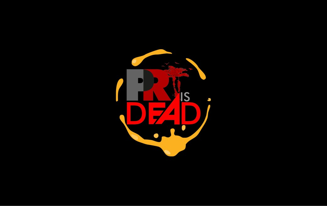 pr is dead Cover