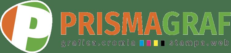 Prismagraf logo orizzontale