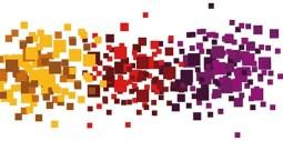 fascia colorata sinistra