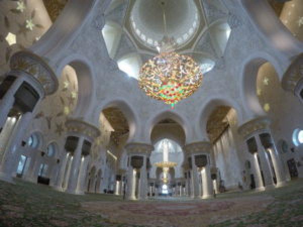 Gran Mezquita Sheikh Zayed.