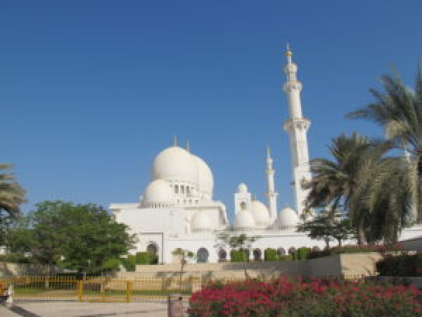 Gran Mezquita Sheikh Zayed