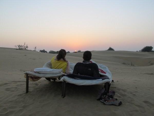 desierto de Jaisalmer.