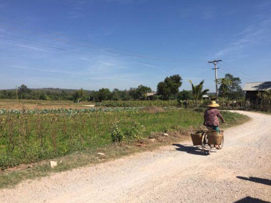 Aldeas vecinas de Hsipaw