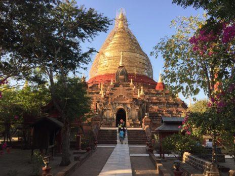 Pagoda de Bagan