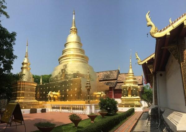 chiang mai Wat Phra Singh