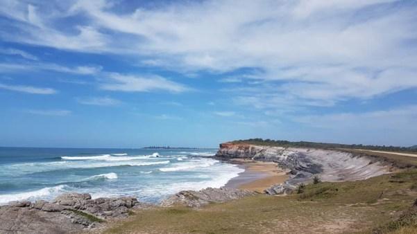 Playas solitarias de Australia
