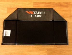 Yaesu FT-450 DX Covers Radio dust cover