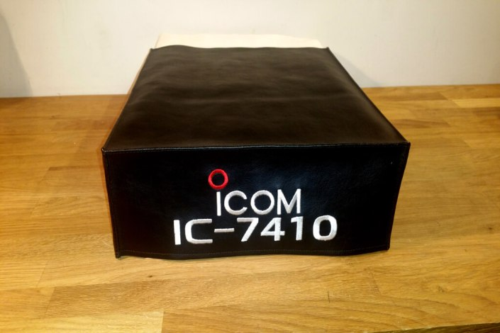 DX Covers radio dust cover for the ICOM IC-7410