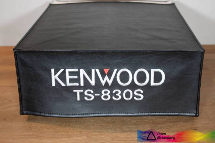 DX Covers Radio Dust Cover for the Kenwood TS-830S