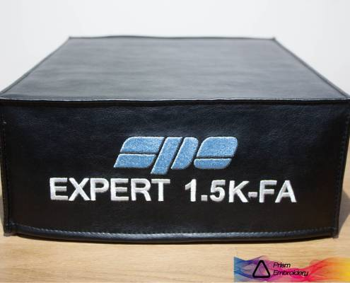 DX Covers radio dust cover for the SPE Expert 1.5K-FA