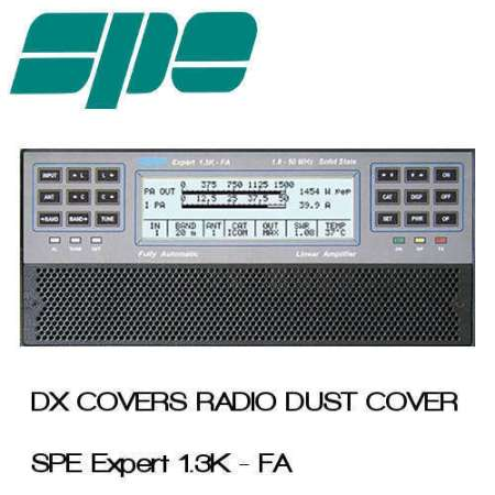 spe expert 1.3k-fa dx covers radio dust cover shop