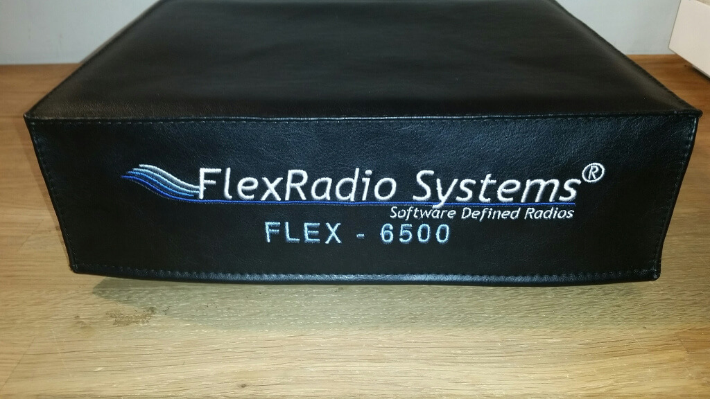 Flex Radio Systems radio dust covers | Prism Embroidery