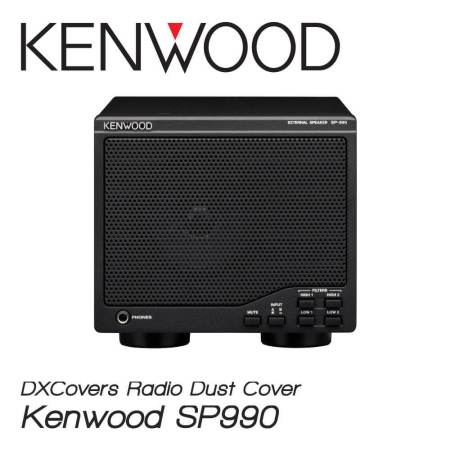 Kenwood SP-990 Speaker DX Covers radio dust cover