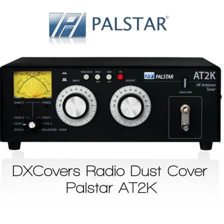 Palstar AT2K DX Covers radio dust cover ( TUNER ATU )