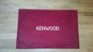Kenwood Shack Mat Red wine