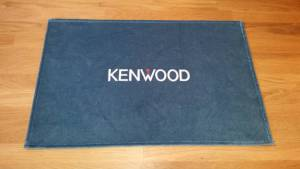 kenwood shack mat peacock blue